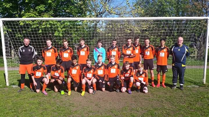 Under 15's End Season on a High